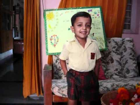 Ek Chidiya Anek Chidiya By Arnav Tiwari (3 Years) video