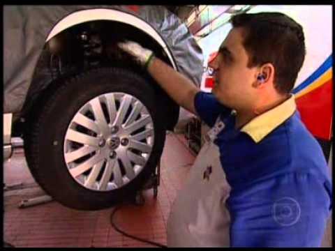 Auto Esporte - Manutenção da Suspensão do Carro