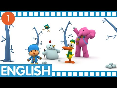 Pocoyo in English : Season 01