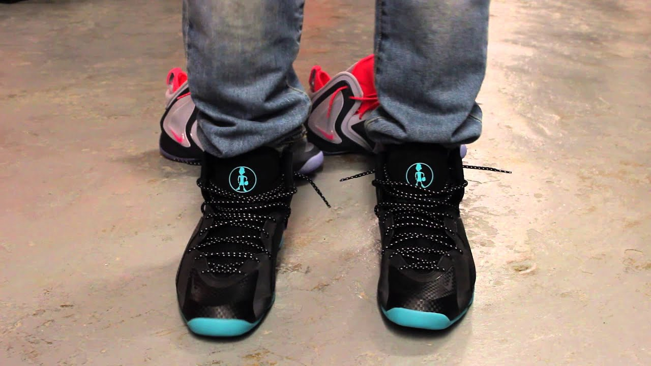 Lil Penny Wallpaper Nike Lil' Penny Posite Hyper