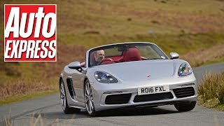 Porsche 718 Boxster review: 4 cylinders but is Porsches roadster better than ever?