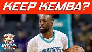 Should Hornets Keep Kemba Walker ? | Hoops N Brews