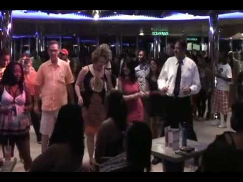 Elegant Night At Cruise Ship Carnival Magic Youtube