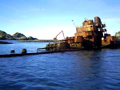 Murmansk wreck