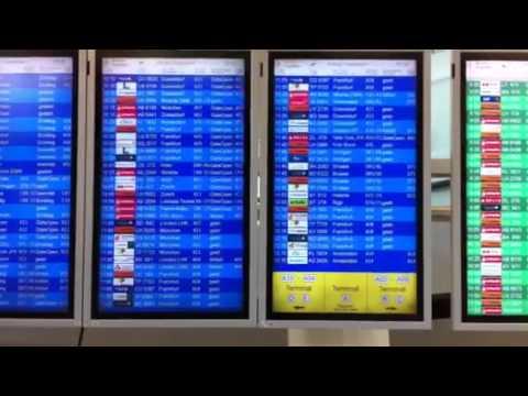 Flughafen tegel berlin wartet auf die aschewolke 2