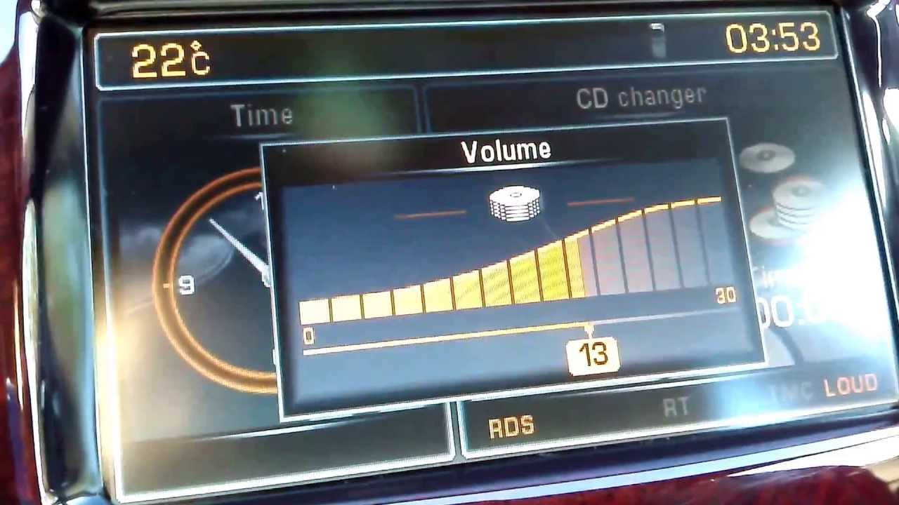 Peugeot 607 Yatour Mp3 Usb Play Youtube