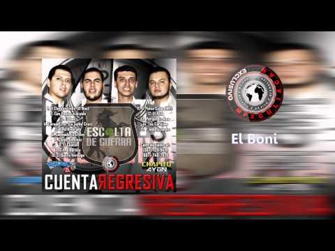 Escolta De Guerra - El Boni (Estudio 2014 - 2015)