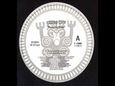 Liquid City - Feeling Free (Master And Servants Mix) (1993)