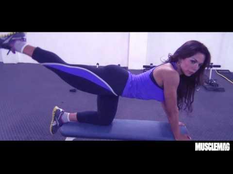 Training Yesica García