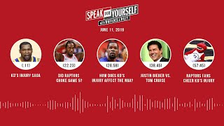 SPEAK FOR YOURSELF Audio Podcast (6.11.19) with Marcellus Wiley Jason Whitlock | SPEAK FOR YOURSELF