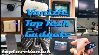 Vanlife Tech - Our top 10 Tech Gadgets for Campervan / Motorhome