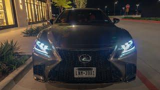 Is Lexus's LS 500 F Sport the ULTIMATE JAPANESE SEDAN?