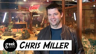 """""""The LEGO Movie 2 Experience"""" opens at LEGOLAND California with Producer Chris Miller"""