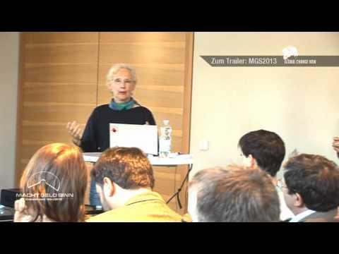 Dr. Eva-Maria Hubert - Geld als Sozialtechnik