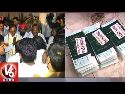 All Set For Rythu Bandhu Cheques & Passbooks Distribution in All Over Telangana | V6 News