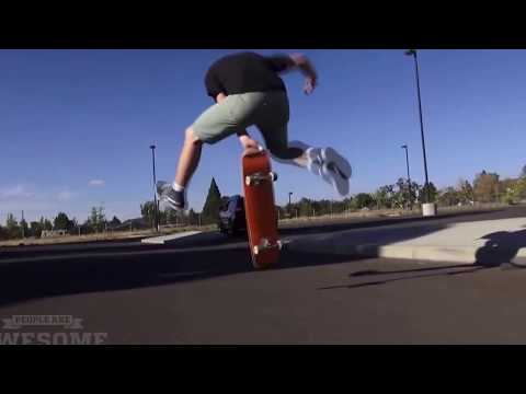 Лучшие трюки на скейте 2016   The best tricks on a skateboard in 2016