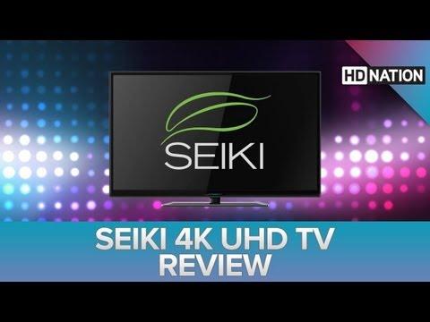 $1500 Seiki 4K HDTV Review! Sony 4K Media Player Fail. New Iron Man Blu-rays!