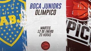 Бока Хуниорс : Сиклиста Олимпико