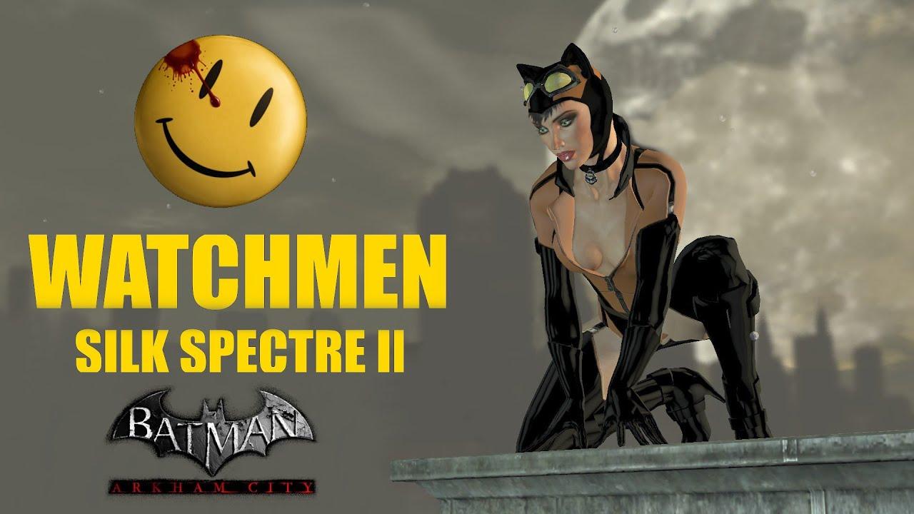 Batman arkham city nude catwoman skins porncraft vids