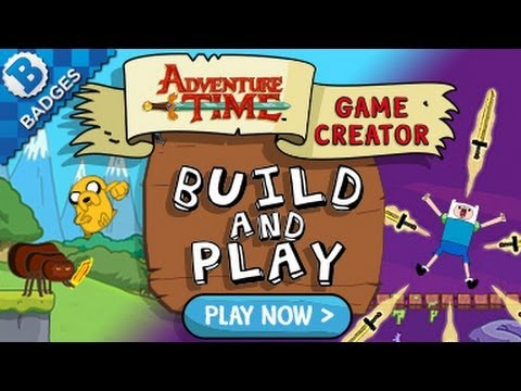 Adventure Time Game Creator Build And Play Adventure Time Games