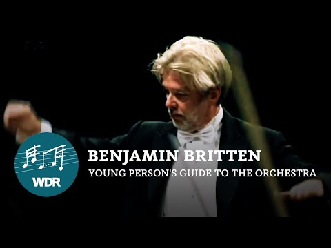 Full length Britten: The Young Persons Guide to the orchestra