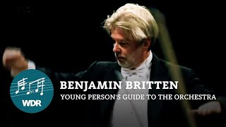 Britten The Young Person 39 S Guide To The Orchestra Hd