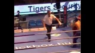 WORLD CHAMPIONSHIPS KICK BOXING 2005 SZEGED WAKO