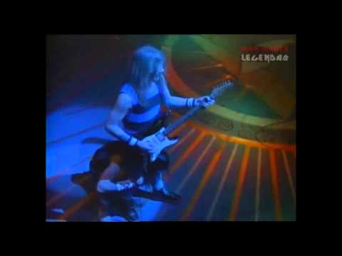 Iron Maiden  The Number Of The Beast - Live After Death [legendado] video