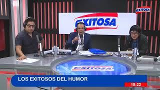 ' Los Exitosos del Humor ' programa completo 13/11/2018