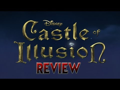Castle of Illusion starring Mickey Mouse Remake review