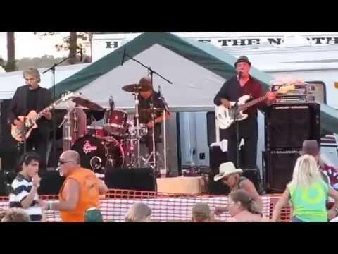 Northwoods Blues Festival 2014 - Rick Vito