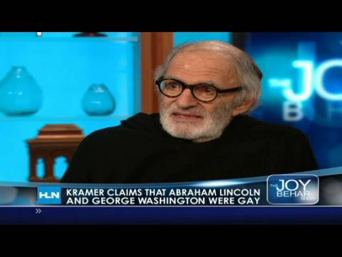 HLN:  The opinionated Larry Kramer