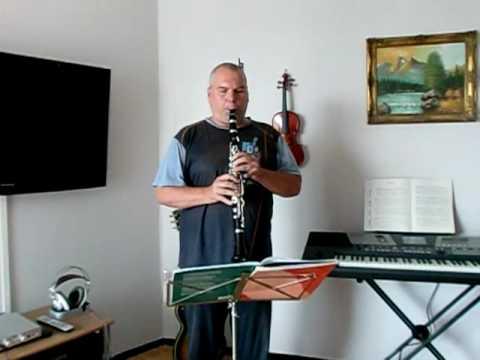 trauntaler ländler klarinette solo
