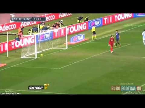 LAZIO INTER 1-0 82' KLOSE