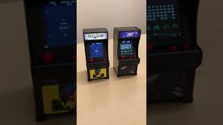 TINY ARCADE / PAC-MAN & SPACE INVADERS