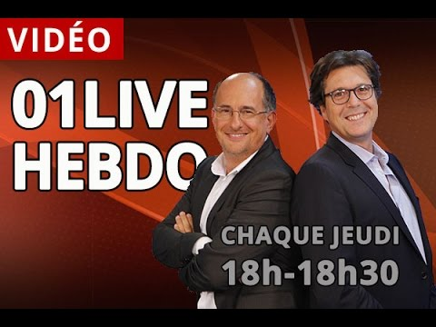 01LIVE HEBDO #44 : Apple & Beats Music, Netexplo, Adblock Plus, Withings Home