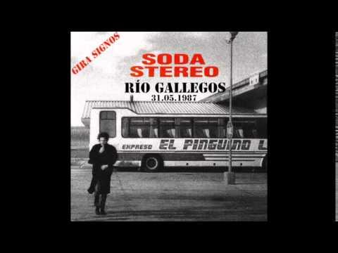 soda stereo Rio Gallegos 1987 (concierto)