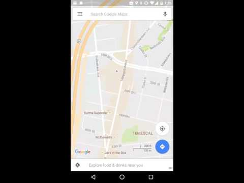 Google Maps: find hot spots in your city