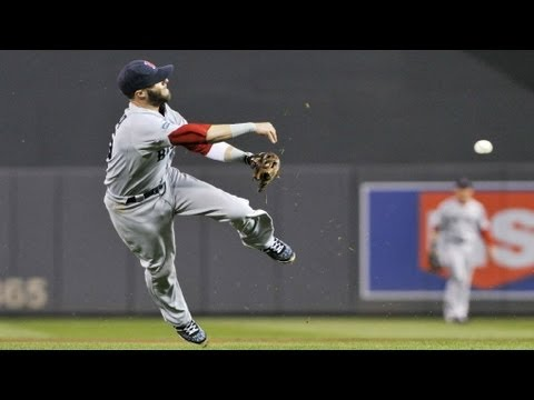 Dustin Pedroia 2012 Highlights
