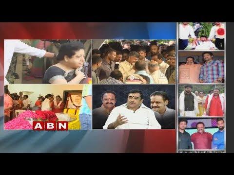 TDP Leader Kambhampati Rammohan Rao about Road Mishaps