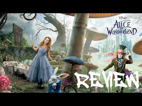 THE MOVIE ADDICT REVIEWS Alice In Wonderland (2010) AKA RANT