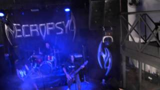Necropsya - Easy Target (HD) - Curitiba Metal Sound