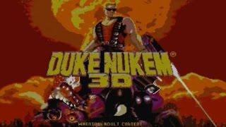 Awful Video Games: Duke Nukem 3D Review (Genesis/Mega Drive)