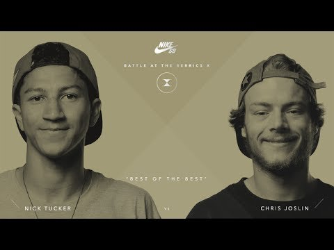 BATB X | Nick Tucker vs Chris Joslin - Finals Night