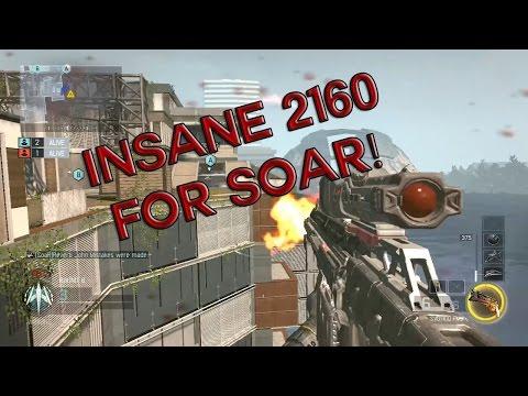 INSANE 2160 FOR #SOARRC! @SoaRGaming @Crudes