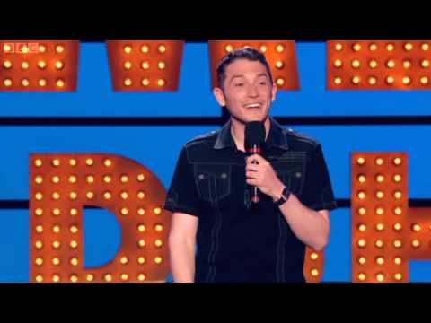 Jon Richardson on Michael McIntyre's Comedy Roadshow s01e06 11th July 2009