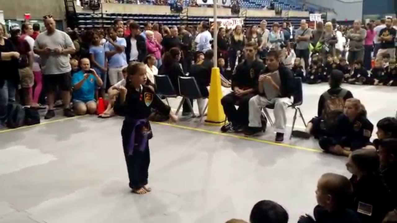 Karate Purple Belt Pinan 3