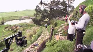 THE HOBBIT: AN UNEXPECTED JOURNEY, Production Diary 9