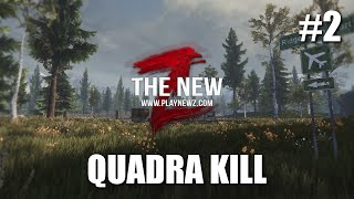 QUADRA KILL - The NewZ [#2]