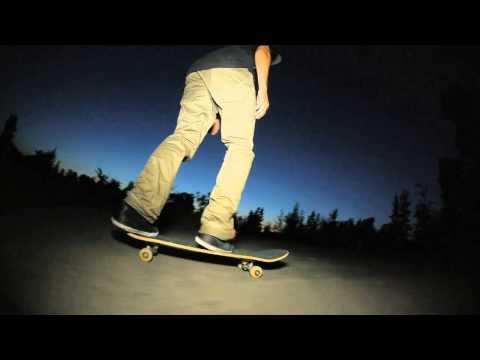 ULC Skateboards Alexandre Hallé Trailer 2014